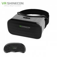 Shinecon VR Headset Y005  & Bluetooth SC-B01