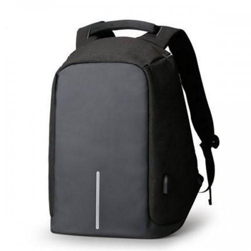 Αντικλεπτικό Σακίδιο Πλάτης - Smart Backpack (Μαύρο)