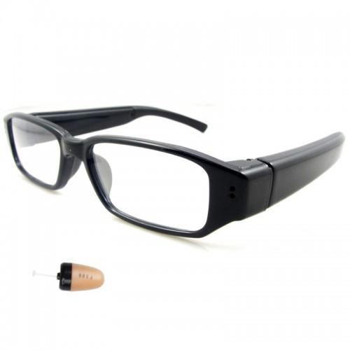 214a0a2bba Smartcheater Γυαλια Bluetooth Με Spy Ακουστικό Ψείρα