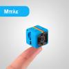 SQ11 Super Mini Car/Drone DVR Κάμερα Καταγραφικό FHD 1080P - Blue