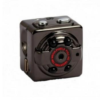 SQ8 Super Mini DVR Κάμερα Καταγραφικό FHD 1080p (Μαύρο)