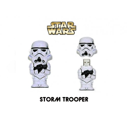 Star Wars Storm Trooper USB Flash 8GB(oem)