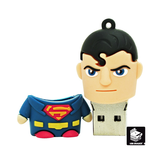 Flash USB Drive Superman 8GB