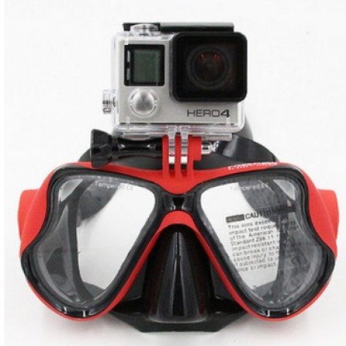 TELESIN Μάσκα Κατάδυσης F15540/1 για Action Camera(GoPro 1,2,3,4/SJ4000/SJ5000/Xiaomi)