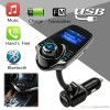 UEB T-10 FM MP3 BT Car Transmitter (BT/AUX/mSD/USB)