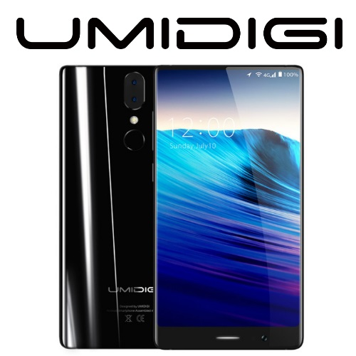 UMIDIGI Crystal (5.5''/4GB RAM/64GB ROM/4G)(Μαύρο)