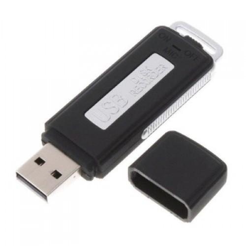 Κοριός παρακολούθησης Καταγραφικό Ήχου USB Stick 8GB