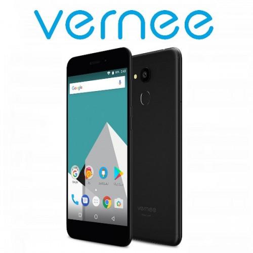 "Vernee Μ5 (5.2""/4G/8πύρηνο/4GB-64GB/3300mAh) Μαύρο+ ακουστικά δώρο"