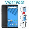 "Vernee Μ6 (5.7""/4G/8πύρηνο/4GB-64GB/3300mAh) Μαύρο (+ Δώρο Ακουστικά-Θήκη-Ζελατίνα)"
