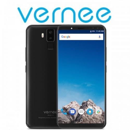 "Vernee X (6.0""/4G/8πύρηνο/Face ID/6200mAh/Dual Camera) (Μαύρο)"