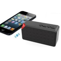 X3 Mini Ηχείο Bluetooth,Handsfree,FM Radio,TF/USB(OEM)(Μαύρο)