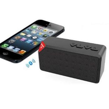 X3 Mini Ηχείο Bluetooth,Handsfree,FM Radio,TF/USB(OEM)(Μαύρο)