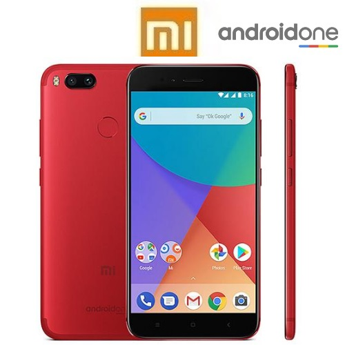 XIAOMI Mi A1 Special Edition (5.5''/4G/8πύρηνο/4GB-32GB)(Κόκκινο)