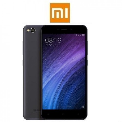 XIAOMI Redmi 4A (5''/4G/4πύρηνο/2GB-16GB) (Dark Gray)