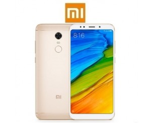 XIAOMI Redmi 5 Plus (5.99''/4G/8πύρηνο/4GB-64GB) Gold