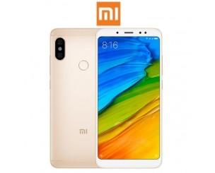 XIAOMI Redmi Note 5  (5.99''/4G/8πύρηνο/3GB-32GB) (Χρυσό)