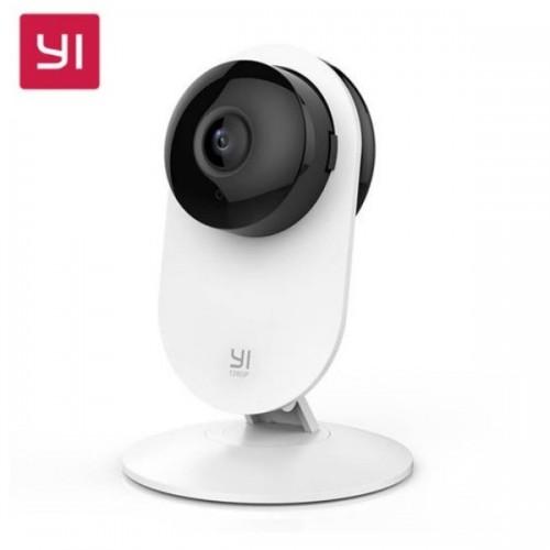 Yi 1080p Home Camera (HD/WiFi/IP/Νυχτ. Λήψη/Αν. Κίνησης/mSD) - Λευκή