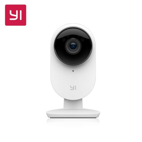 Yi Home Camera 2 EU 1080P YHS.2116.INT (HD/WiFi/IP/Νυχτ. Λήψη/Αν. Κίνησης/mSD) - Λευκή