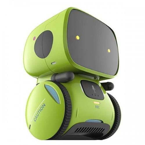 AT-Robot Εκπαιδευτικό Φωνητικού Ελέγχου Ρομπότ (Ahead Toys - AT001) (Πράσινο)