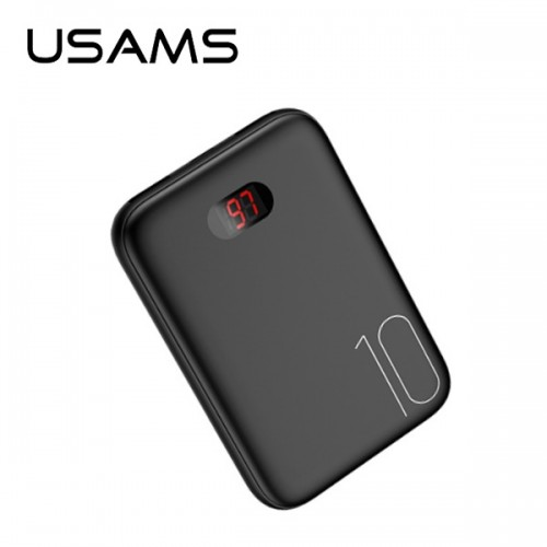 USAMS US-CD66 Dual USB 10000mAh Φορητή Μπαταρία Power Bank