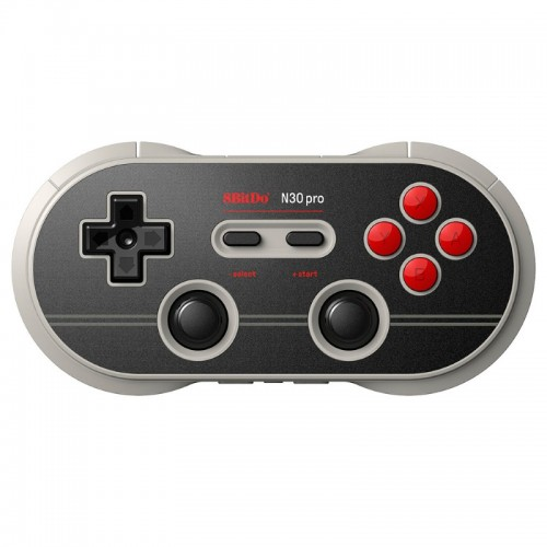 8Bitdo N30 Pro Wireless Bluetooth Game Controller  (Android,iOS,MAC,PC)