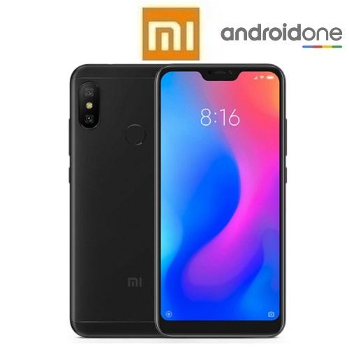 """XIAOMI Mi A2 Lite EU (5.84""""/4G/8πύρηνο/3GB-32GB) Μαύρο (Ακουστικά Δώρο)"""