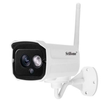 Sricam Srihome SH024 Outdoor Κάμερα HD1080 Εξωτερικού Χώρου