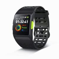 IWOWNFIT P1 Power Sports Watch (GPS/Sports Fitness Tracker/Bluetooth/HRV Analysis)