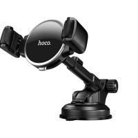 Hoco S12 - Βάση αυτοκινήτου για ασύρματη φόρτιση smartphone