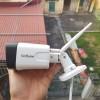 Srihome SH035 Κάμερα IP/WiFi Εξωτερικού Χώρου (3.0 Megapixel/ IP66 / Ανίχν. Κίνησης / Νυχτερινή Λήψη)