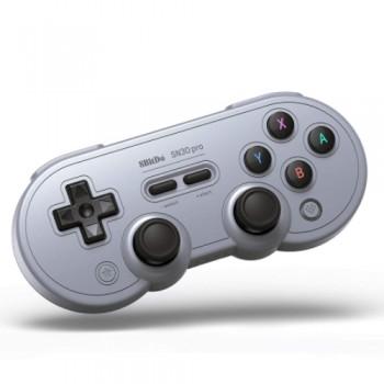 8Bitdo SN30 Pro Gray Edition Bluetooth Gamepad