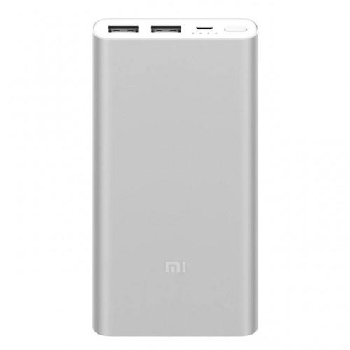 XiaoMi Power Bank 2 (10000mAh)  για Smartphone - Φορητή Μπαταρία (Silver)