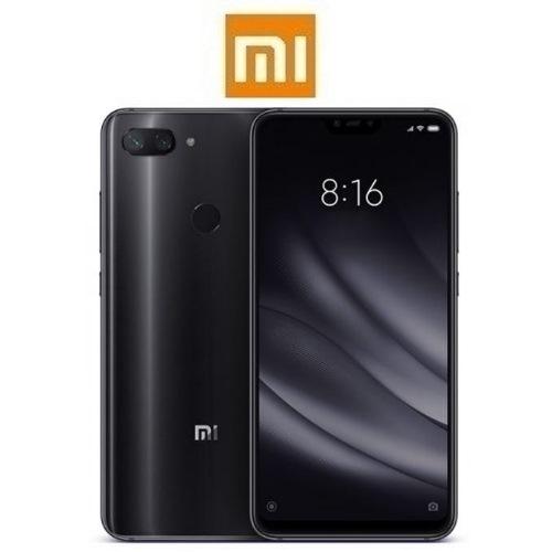 "XIAOMI Mi 8 Lite Global (6.26""/4G/8πύρηνο/4GB-64GB) Μαύρο (Ακουστικά Δώρο)"