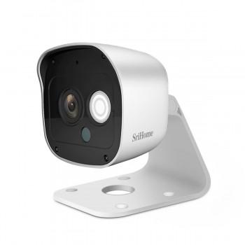 Srihome SH029 IP Κάμερα 3.0MP 1296P Εσωτερικού/Εξωτερικού Χώρου