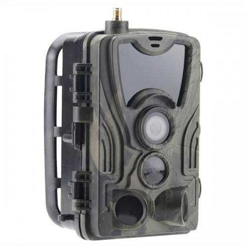 Suntek HC-801G Κάμερα Καταγραφής και Αποστολής MMS (3G/16MP/1080P/36 IRLED/GSM)