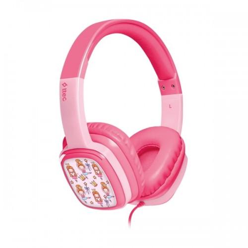 TTEC SoundBuddy™ Παιδικά Ακουστικά Κεφαλής Ροζ