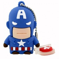 Marvel Captain America USB Flash 8 GB