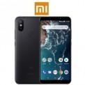 """XIAOMI Mi A2 Global (5.99""""/4G/8πύρηνο/4GB-64GB) Μαύρο (Ακουστικά Δώρο)"""