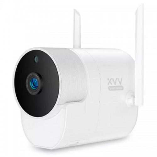 Xiaomi XiaoVV XVV - MVR1120S - B1 H.265 / Infrared Night Vision / Home Baby Monitor / High Definition / App Control Smart 1080P Panoramic Camera
