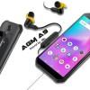 """AGM A9 & JBL Ακουστικά (5.99""""/8πύρηνο/Αδιάβροχο IP68/Rugged/4GB-64GB) Μαύρο"""