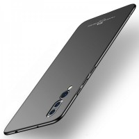MSVII Ματ Backcover Θήκη (Huawei P20 Pro) ( Μαύρο)
