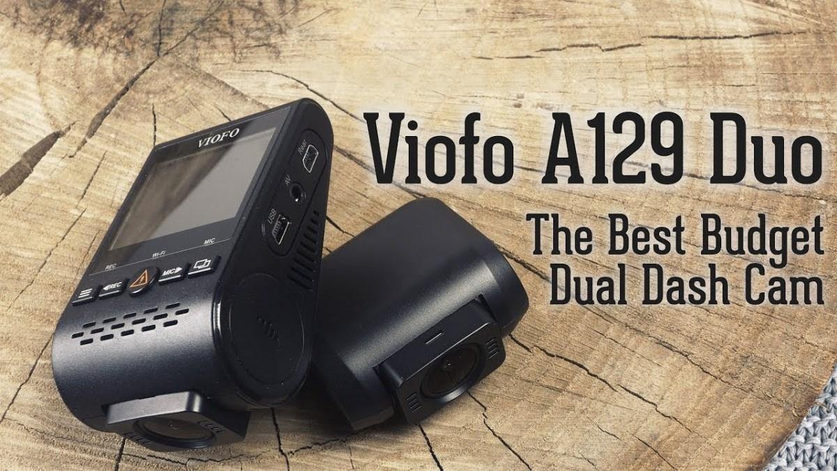 Μπροστά κάμερα Viofo A129 Pro 4K