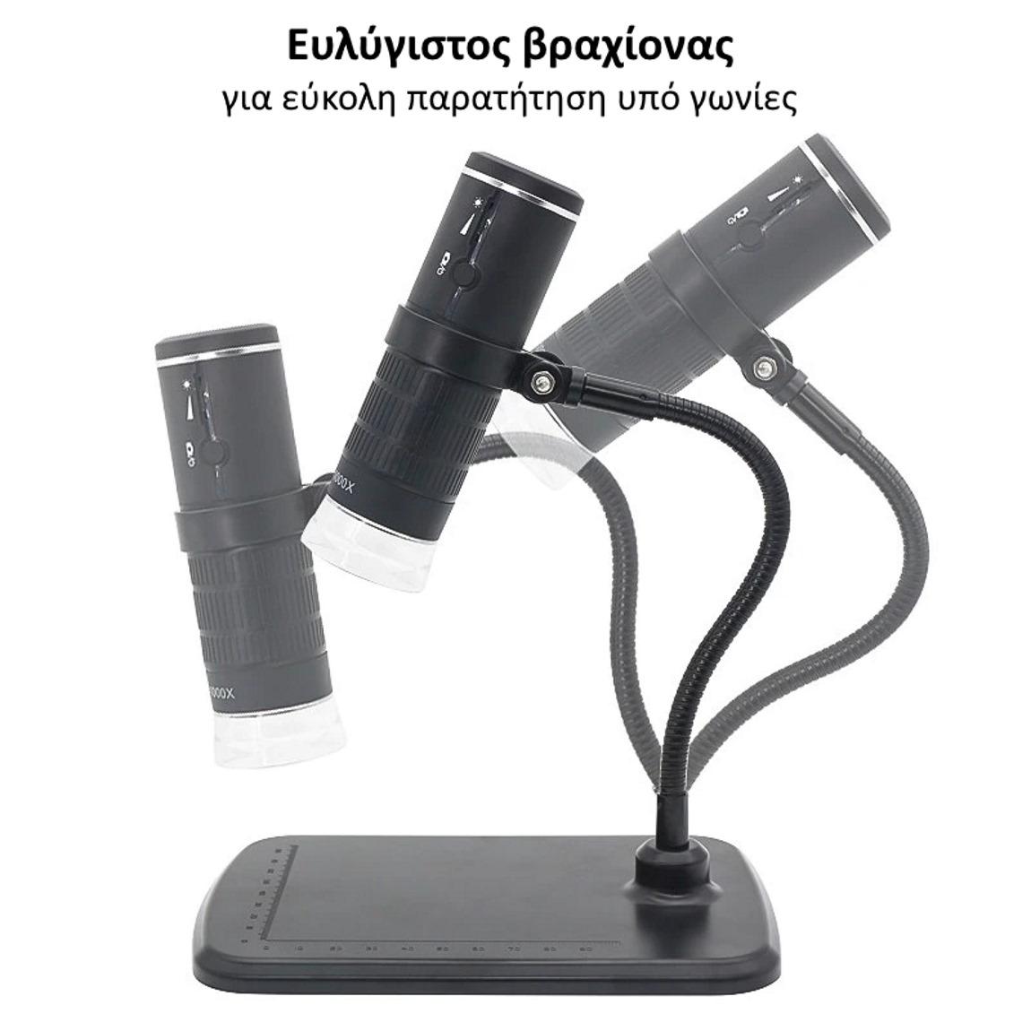 Eccomum ηλεκτρονικό μικροσκόπιο
