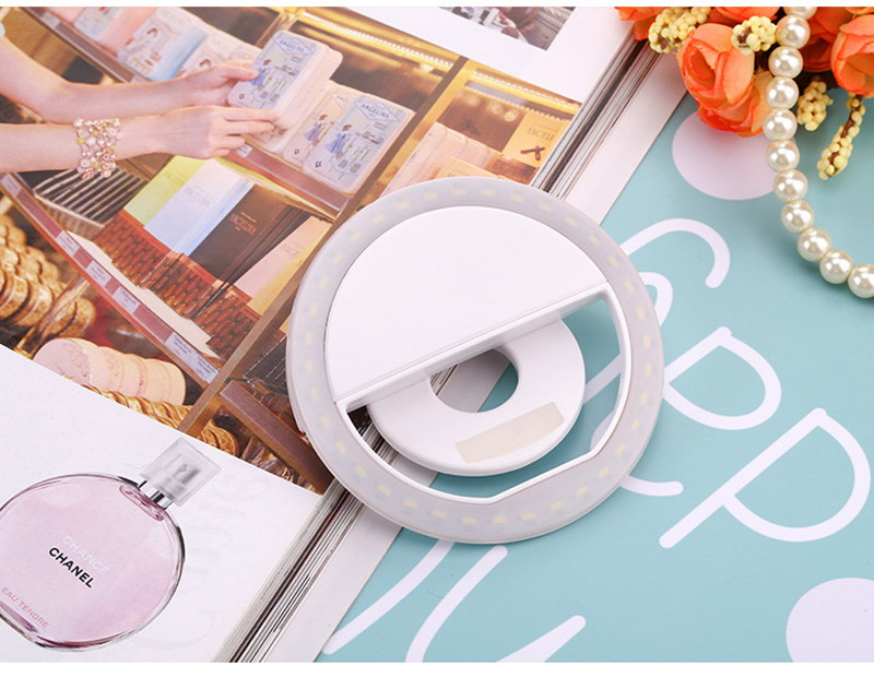 Selfie LED Ring