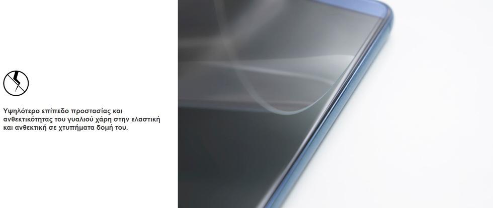 FlexibleGlass Προστασία Οθόνης XIAOMI REDMI 10 αντοχή στα χτυπήματα