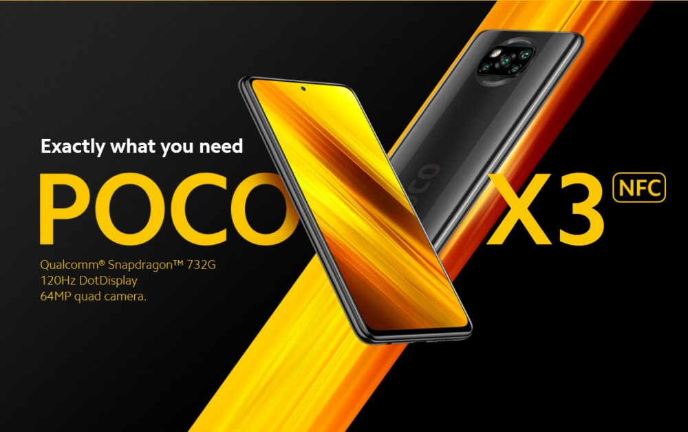 Poco X3 NFC Global
