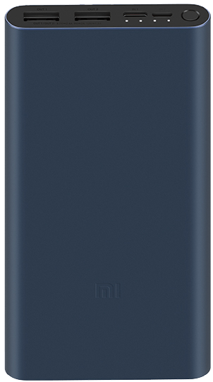 Γρήγορη φόρτιση Xiaomi Mi 18W Fast Charge PowerBank 3 10000mAh