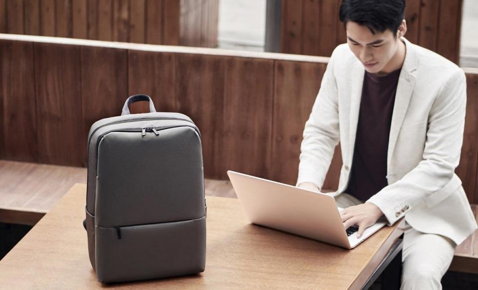 Xiaomi Mi Business Backpack 2 Αδιάβροχη Σχεδίαση