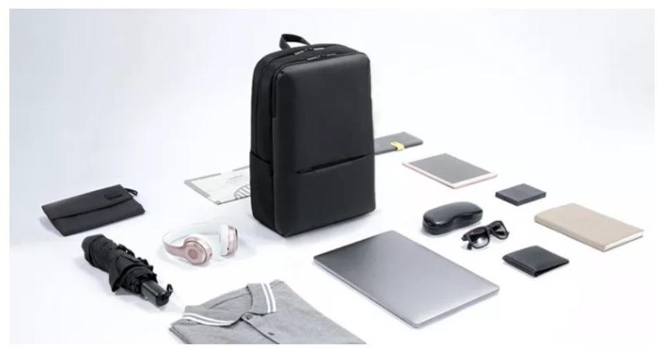 Xiaomi Mi Business Backpack 2 κατασκευασμένο από ποιοτικά υλικά