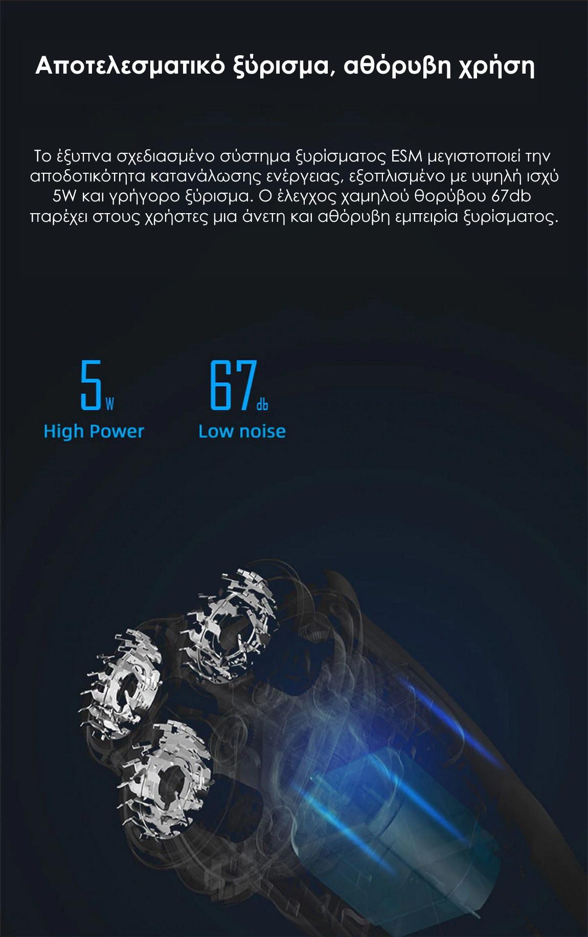 Enchen Blackstone 3CJ 3D αθόρυβη λειτουργία